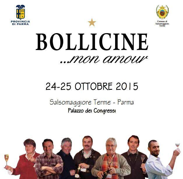 Bollicine... Mon Amour 2015