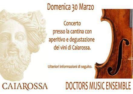 Caiarossa. Armonia in bottiglia e musica in cantina