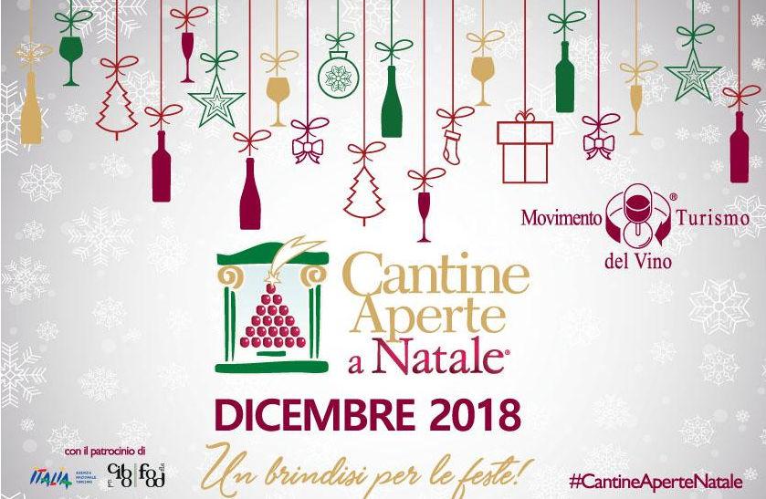 Cantine Aperte Natale 2018
