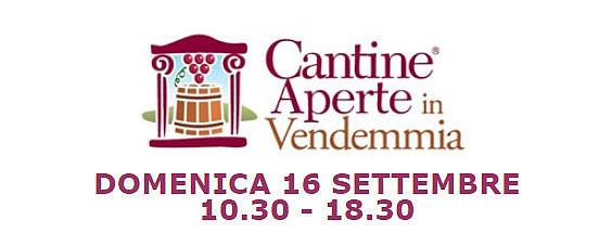 Cantine Aperte in Vendemmia 2018 - Lazio
