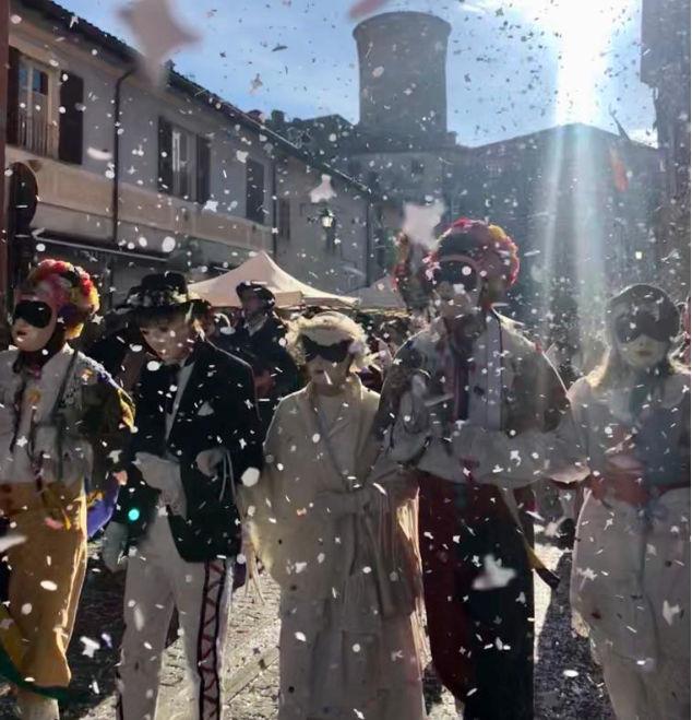 Carnevale in Monferrato - sfilata