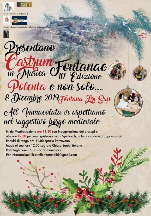 Castrum Fontanae - Polenta e non solo