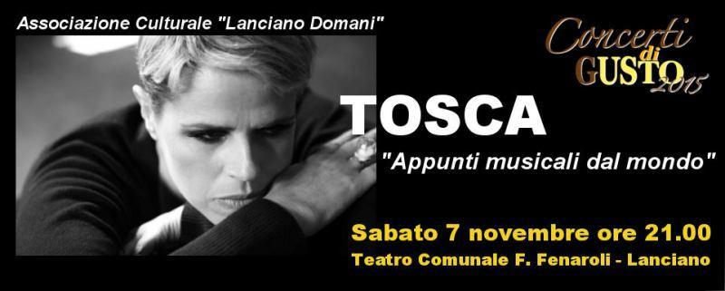 Concerti di Gusto 2015 - Tosca