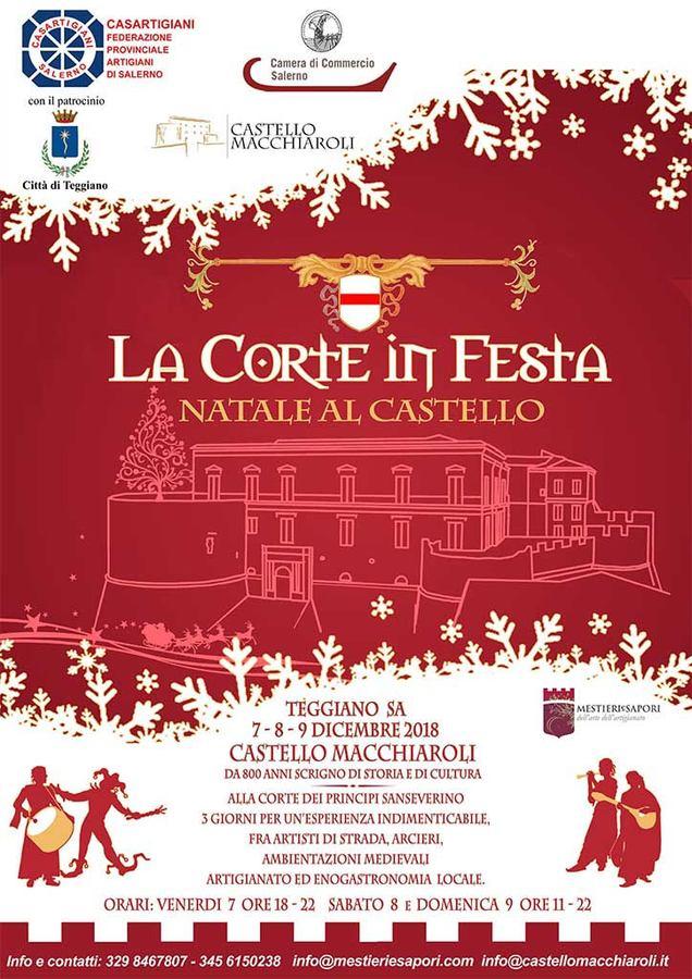 La Corte in Festa 2018 - Natale al Castello