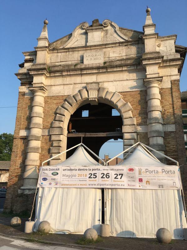 diPortainPorta - itineranti accoglienze alle porte storiche