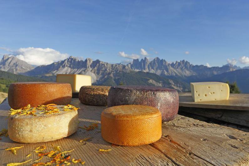Festival del Formaggio 2016 in Val di Tures