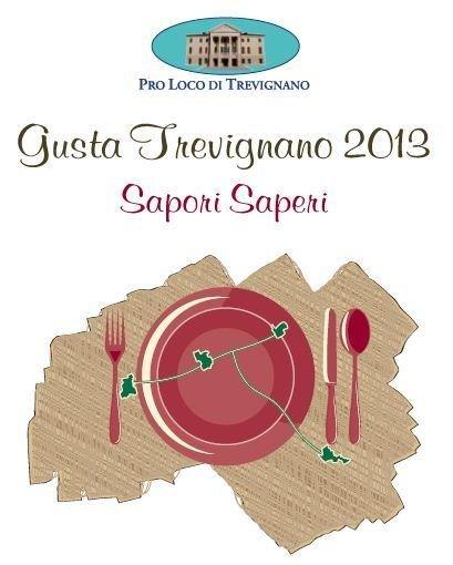 GustaTrevignano 2013, Sapori&Sapere