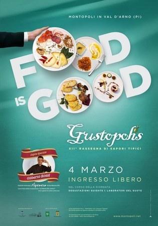 Gustopolis 2012, a Montopoli è protagonista l'enogastronomia di qualità