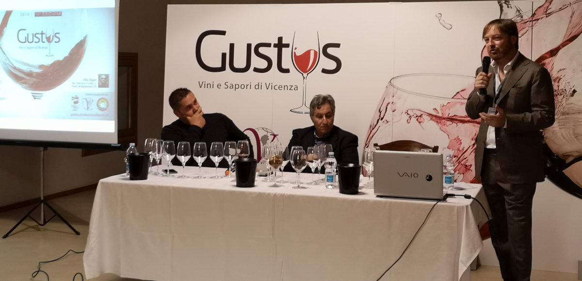 Gustus - masterclass tra vini DOC dei Colli Berici e internazionali
