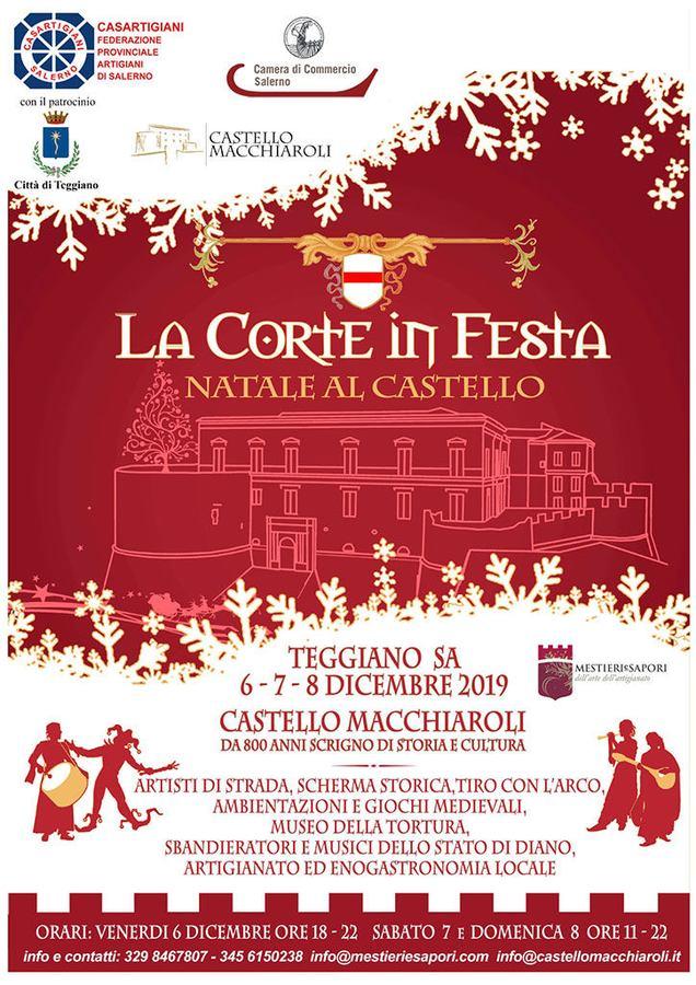 La Corte in Festa - Natale al Castello