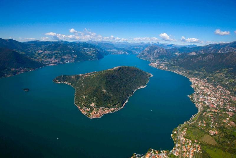 Lago d'Iseo Visit Monte Isola
