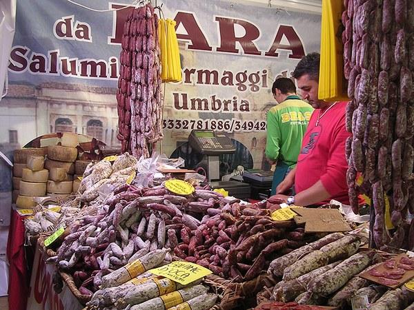 Le Piazze dei Sapori, prodotti tipici a Verona  Itinerarinelgusto