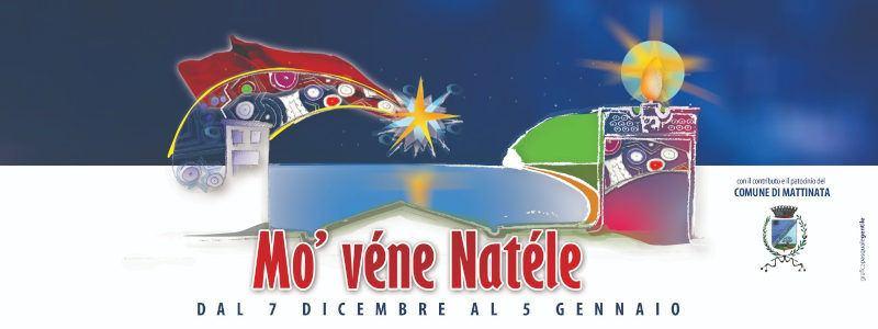 Mo' Vené Natéle - Natale a Mattinata