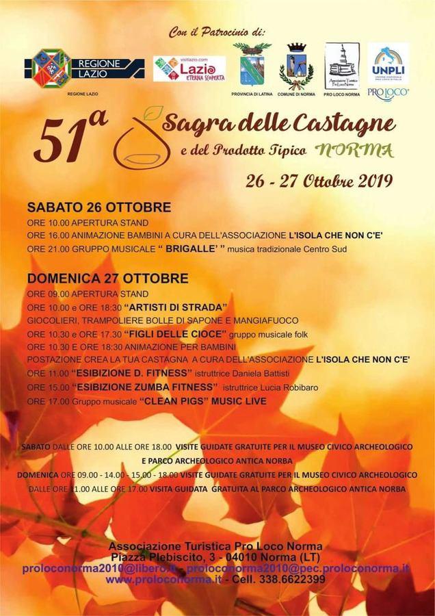 Sagra delle Castagne - Norma (LT)   Feste di Paese su ...