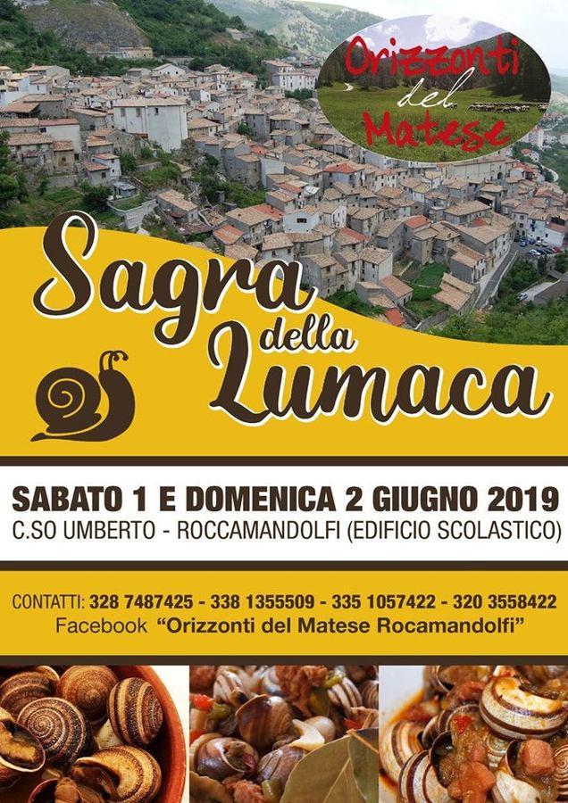 Sagra della Lumaca - Roccamandolfi (IS)