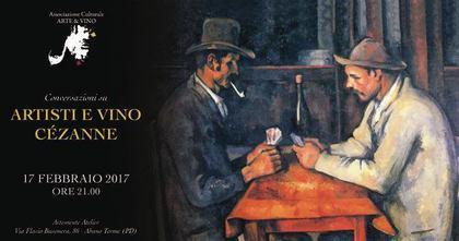 Conversazioni su Artisti e Vino : Cézanne