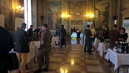 Bacco a Palazzo - il vino in visita a Ferrara