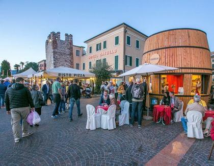 Festa del Novello 2018 a Bardolino