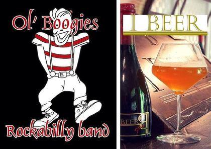 I Beer & Ol'Boogies al Marchese del Grillo