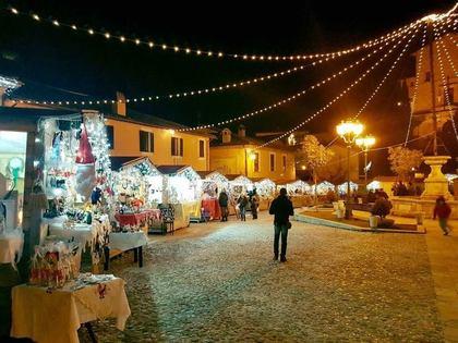 Borgo del Natale a Greccio (RI) 2018