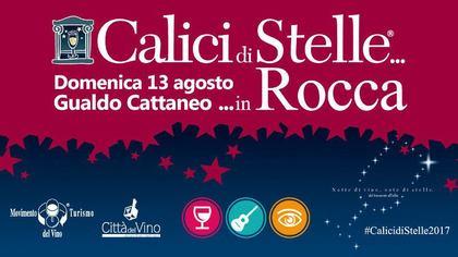 Calici di Stelle 2017 in Rocca a Gualdo Cattaneo