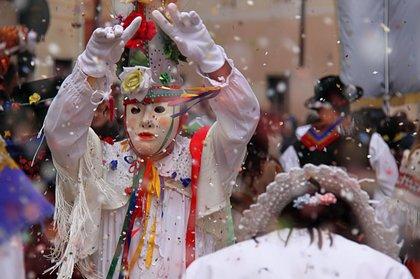 I riti antichi della Lachera e del Carnevale Vhoese