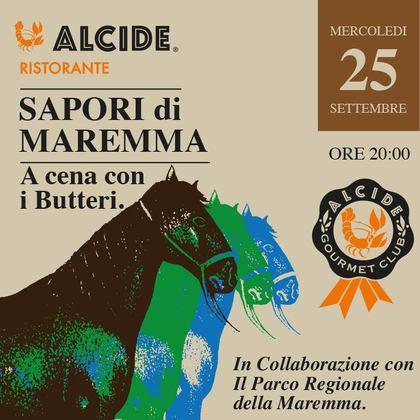 Sapori di Maremma: a cena con i Butteri