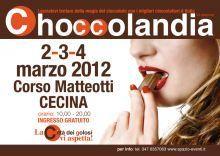 Choccolandia, a Livorno e Cecina la festa del cioccolato artigianale