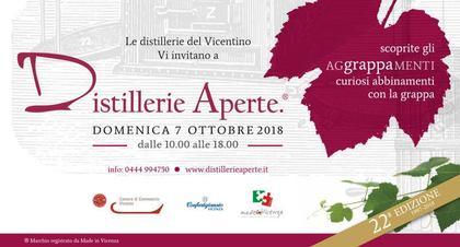 Distillerie Aperte 2018