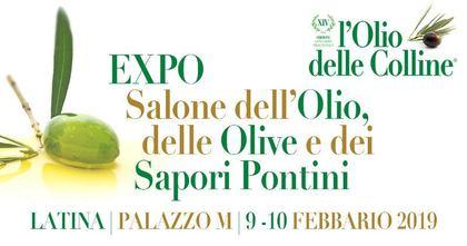 EXPO: Salone dell'Olio, delle Olive e dei Sapori Pontini