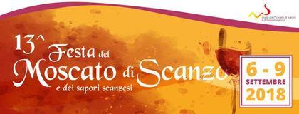 Festa del Moscato di Scanzo e dei Sapori Scanzesi 2018