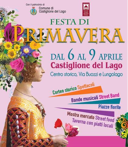 Festa del Tulipano di Primavera a Castiglione del Lago