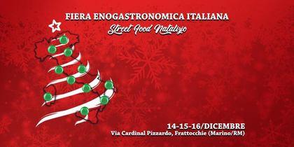 Fiera Enogastronomica Italiana - Street Food Natalizio 2018