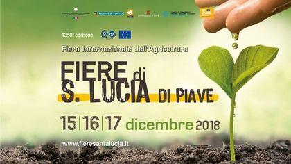 Fiera Internazionale dell'Agricoltura di S. Lucia di Piave - 2018