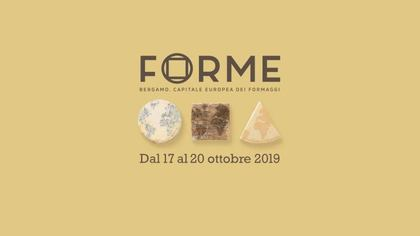Forme, Bergamo capitale europea dei formaggi