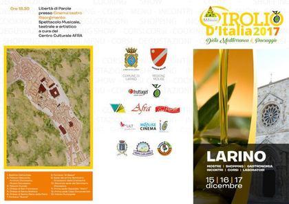Girolio 2017 a Larino (CB)