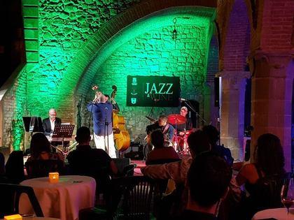 Jazz and Wine in Montalcino