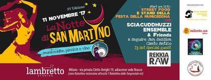 La Notte di San Martino a Milano