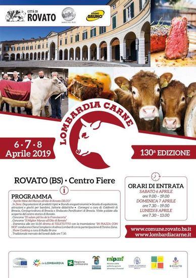 Lombardia Carne 2019