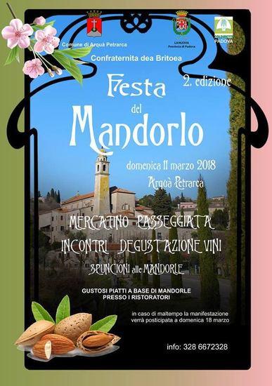Festa del Mandorlo 2018