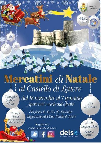 Natale al Castello di Lettere 2017