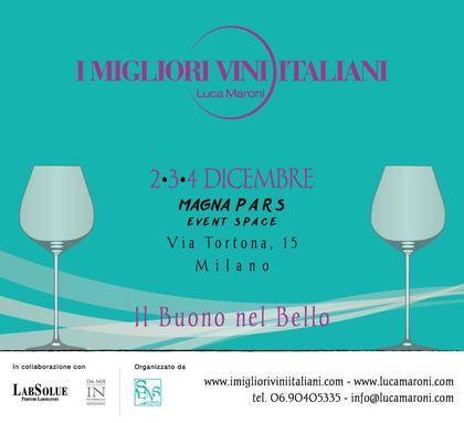 Migliori Vini Italiani 2016 - Milano