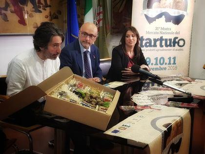 Mostra Mercato Nazionale del Tartufo di Fabro 2018