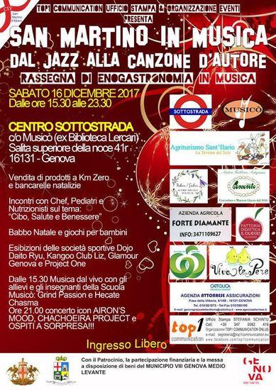 San Martino - Musica ed Enogastronomia