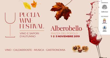 Puglia Wine Festival 2019