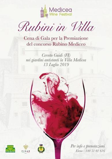 Rubini in Villa