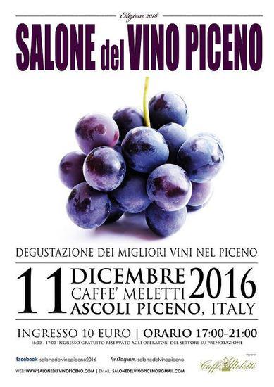 Salone del Vino Piceno 2016
