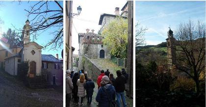 San Sebastiano, borgo di sale e di tartufi