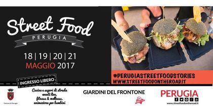 Street Food Festival Perugia 2017