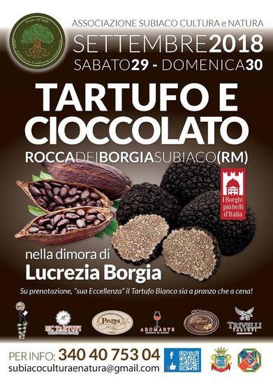 Tartufo e Cioccolato